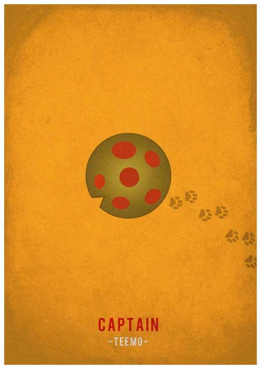 Teemo-graphiste-minimal-art