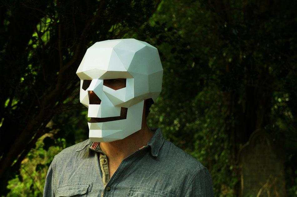 Une collection de masque originaux