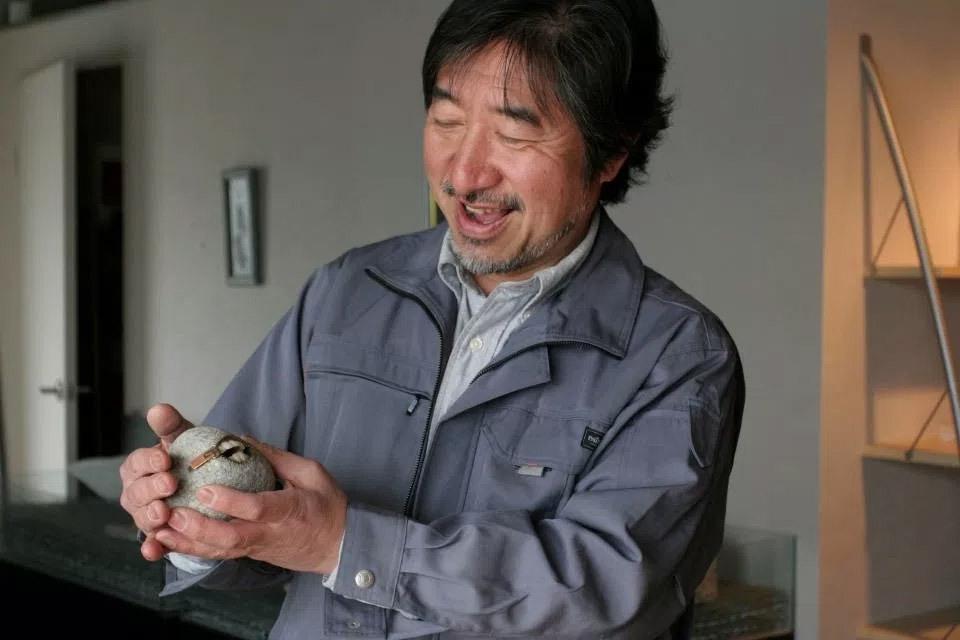 Pierres de rivièreHirotoshi Ito