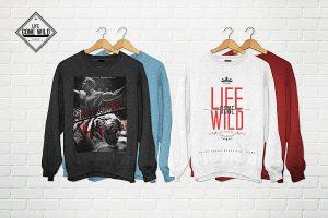 T-shirt de la marque Life Gone Wild