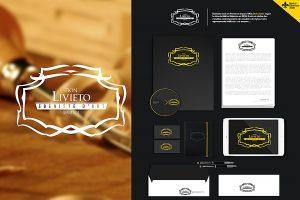 Création du logo Ebenisterie Don Livieto